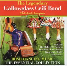 The Legendary Gallowglass Ceili Band  (2015 Irish Music CD)