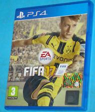 Fifa 17 - Sony Playstation 4 PS4 - PAL