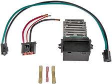 Blower Motor Resistor Kit With Harness - Dorman# 973-546