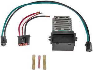 Blower Motor Resistor Kit With Harness - Dorman# 973-546