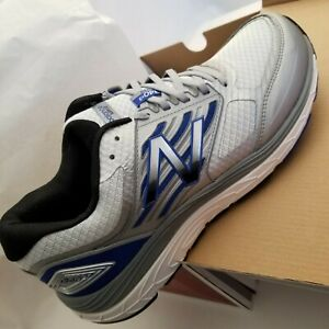 New Balance Men's 1340v3  Running Shoe 11D Blue/White - Havasu Surplus Sneakers