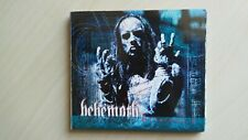 Behemoth - Thelema.6 deluxe CD 2000 black death metal