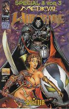 Buchhandelsausgabe Witchblade /& Michael Turner Nr.12 // 1998 Christina Z