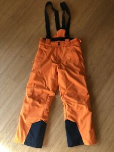 Kjus Boys Vector Pants Ski Snow Insulated Bib Formula