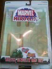 NEW SEALED Wizkids Marvel Heroclix map set Xavier's School Avengers Mansion