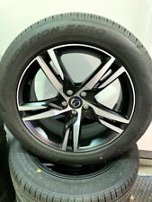 2018-2020 Volvo Xc60 R Design 19 Inch Take Off Wheel and Tire Set