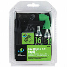 Innovations Tyre Puncture Repair Kit C02 Cartridges Levers wallet Nano  G2618