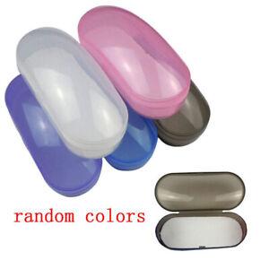 1Pcs Portable Eyewear Case Sunglasses Box Hard Shell Eye Glasses Protector Box
