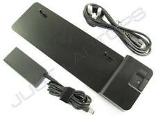 HP EliteBook 840 G1 G2 G3 G4 G5 2013 Port Replicator Docking Station + PSU