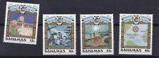 Bahamas 1991 500 anniversario scoperta dell'America 744-47 MHN
