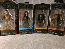 Star Wars Black Series Wave 28: Rey, Kuiil, Moff Gifeon, Greef Karga