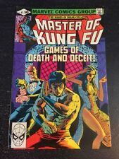 Master Of Kung Fu#97 Incredible Condition 8.5(1981) Zeck/Day Art!!