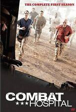 Combat Hospital: Complete Series (3 Discs 2011) - Elias Koteas, Michelle Borth