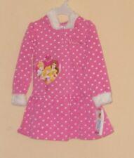 Disney Princess Toddler Girl Polka Dot  Hearts Hooded Dress Size 3T