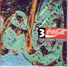 Coca Cola PROMO CD INXS Bruce Hornsby MARC COHN Tina turner Damn yankees SEALED