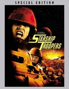 Starship Troopers  : NEW DVD
