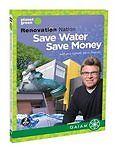 Renovation Nation: Save Water, Save Money DVD