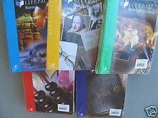 ALPHA OMEGA LIFEPAC 5 SUBJECT SET GRADE 9 STUDENT TEXTBOOK SET GRADE 8 Math Bibl