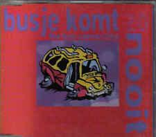 The Bus Connection-Busje Komt Nooit cd maxi single