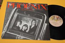 PHOENIX LP IN FULL VIEW 1°ST ORIG ITALY TOP PROG 1980 EX ! AUDIOPHILES