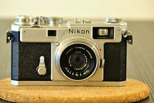 [US 48 ONLY] Nikon S3 2000 Millennium model w/ W-Nikkor C 35mm f/2.5 lens
