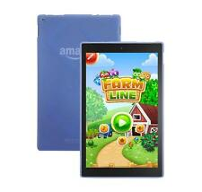 for Amazon Kindle Fire HD 10 2015 Tablet TPU Gel Shell Skin Case Cover