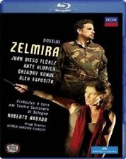 Florez/Aldrich/cliente/credesse/otcb-Zelmira; Blu-Ray Gioacchino Rossini Opera NUOVO