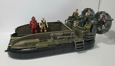 2015 True Heroes Sentinel 1 Hovercraft and Figure Lot
