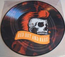"Rockabilly Red Hot et Rare - 12 ""VINYL PICTURE DISC LTD/500"