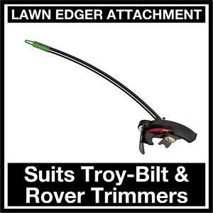 Trimmer Plus Lawn Edger Attachment, Suits TroyBilt / Rover Trimmers, 41AJLE-C302