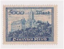 (GE-49) 1923 Germany 5000M WARTBURG Castle (AX)