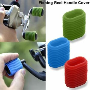 Accessory Fishing Reel Grip Sleeve Reel Handle Cover Handle Knobs Protect
