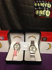 NFL San Diego Chargers Women&Men watches + New Battery+Gift