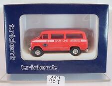 Trident 1/87 No. 90071 Chevrolet Van Gray Line Air Shuttle Nr.2 OVP #187