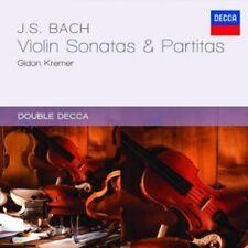 Gidon Kremer - Bach, J.S.: Sonatas & Partitas For Solo Violin (NEW 2CD)