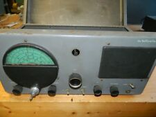 "HALLICRAFTERS  S-51 ""SEA FARER"" SHORTWAVE RECEIVER"