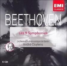 BEETHOVEN: LES 9 SYMPHONIES (NEW CD)