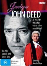 Judge John Deed : BBC UK Series Season 1 One (DVD, 2008, 3-Disc Set)