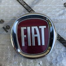 Fiat 500 Rear Emblem Badge Sign Genuine OEM B632
