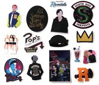 RIVERDALE TV SERIES Skateboard/Decal Stickers Random Assorted Lot Of 30 Pieces