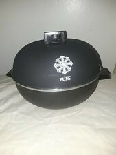 NEW never used Miracle Maid Bun warmer 9 1/2 x 3 dome (N972)s7