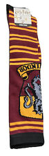 Harry Potter Gryffindor Theme 1 Pair Knee High Socks Size 9-11 Nwt