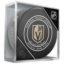 Las Vegas Golden Knights Puck NHL Fan Apparel & Souvenirs