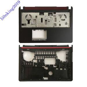 For Dell Inspiron 15 7000 7557 7559 Non-Touch Upper Case Palmrest& Bottom Cover
