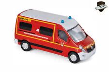 Renault Master 2014 'pompiers' 1 64 Model 310806 NOREV