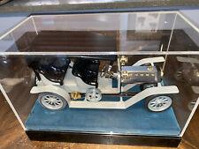 "HUGE Mamod SA1L Live Steam Limousine 16"" Metal Steam Engine Car with case"