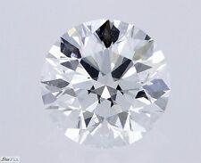Round Cut Loose Natural Diamond 100% Real I VS1 GIA Cert 0.50 Carat Very Good