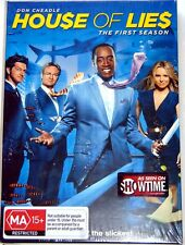 House Of Lies - House Of Lies: Season 1 (2012, DVD NEW) AUSSIE SELLER NEW SEALED