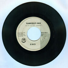 Philippines OMD Pandora's Box 45 rpm Record