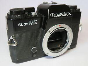 Rollei Rolleiflex SL35ME RARE Early Auto Exposure SLR Camera Body *Needs Repair*